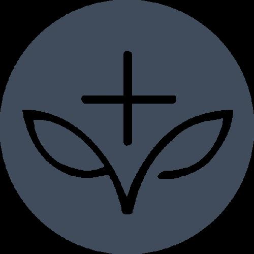 leaf&flower logo